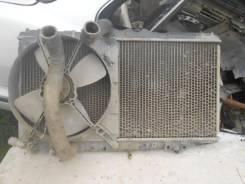 Радиатор охлаждения двигателя. ИЖ 2125