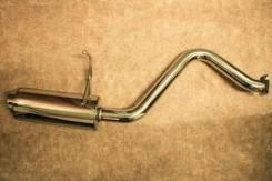 Выхлопная труба. Daihatsu YRV