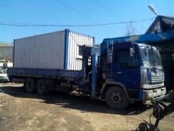 Hino Profia. Продам бортовой грузовик с манипулятором (Эвакуатор) !, 17 000 куб. см., 15 000 кг.