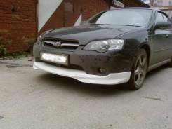 Обвес кузова аэродинамический. Subaru Legacy, BL. Под заказ из Новосибирска