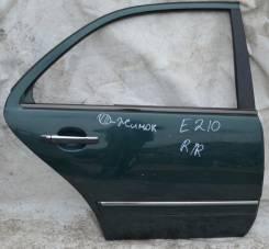 Дверь боковая. Mercedes-Benz E-Class, S210, W210 Двигатели: M104E28, M104E32, M111E20, M111E20EVOML, M111E20ML, M111E23, M112E24, M112E26, M112E28, M1...