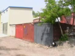 Гаражи капитальные. улица Трамвайная 1, р-н Луговая, 45кв.м., электричество, подвал. Вид снаружи