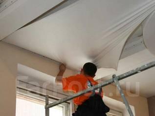 Натяжные и подвесные потолки по правильной цене
