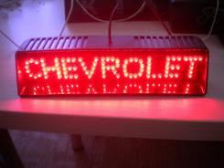 Задний стоп сигнал Chevrolet. диодный