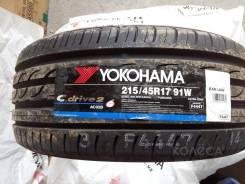 Yokohama AC02B C.Drive. Летние, 2014 год, без износа, 4 шт