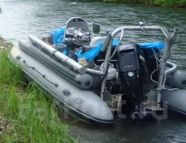лодка фрегат 2015