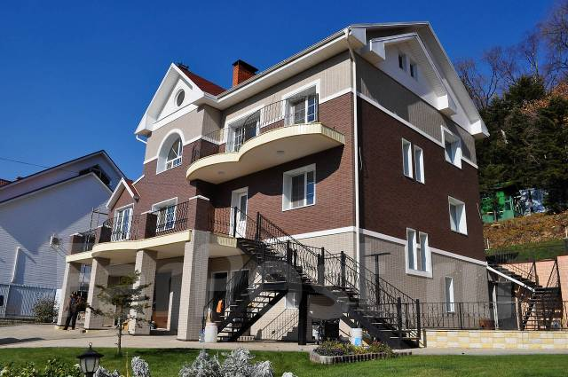 Делаем красиво любые фасады - дизайн, поставка, монтаж - звоните!