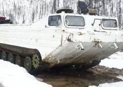 ПТС. Плавающий транспортер -М