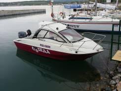 Yamaha. Год: 2002 год, длина 6,00м., двигатель подвесной, 90,00л.с., бензин