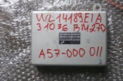 Блок управления двс. Mazda MPV, LVLR Двигатель WLT
