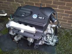 Двигатель в сборе. Volkswagen Bora, 1J2, 1J6 Volkswagen Golf, 1J1, 1J5 Volkswagen Beetle, 1C1, 1C9, 1Y7, 9C1, 9G1 Skoda Octavia, 1U2, 1U5 Audi: A4, Qu...
