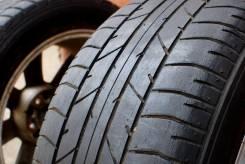 Bridgestone Potenza RE040. Летние, износ: 10%, 1 шт