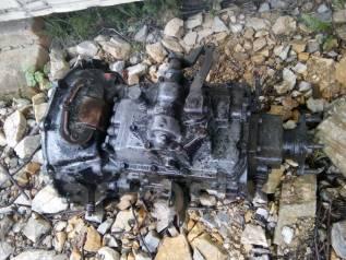 Механическая коробка переключения передач. Mitsubishi Fuso