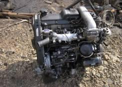 Двигатель в сборе. Toyota Hiace Regius, KCH46G Двигатель 1KZTE