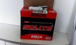 Solite. 50 А.ч., правое крепление, производство Корея. Под заказ