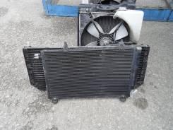 Радиатор кондиционера. Toyota Platz, NCP12