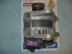 Генератор. Nissan: Cube, AD, Tiida Latio, Note, Wingroad Двигатель HR15DE