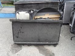 Радиатор охлаждения двигателя. Toyota Corona, ST170 Двигатель 4SFI