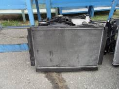 Радиатор охлаждения двигателя. Toyota Crown, JZS151 Двигатель 1JZGE