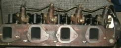 Головка блока цилиндров. Nissan Condor Двигатель FD46