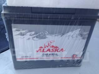 Alaska. 50А.ч., Обратная (левое), производство Япония