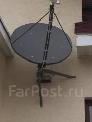 Спутниковый интернет, безлимитный интернет.