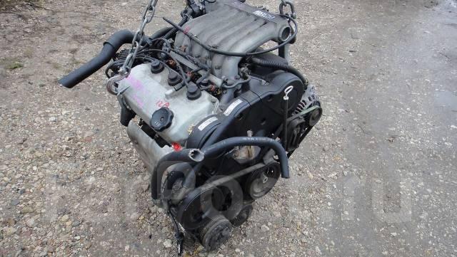 Контрактный б/у двигатель 6A12 SOHC на Mitsubishi