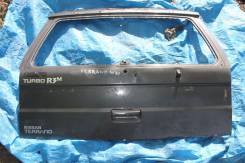 Дверь багажника. Nissan Terrano, LBYD21 Двигатель TD27T