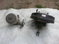 Вакуумный усилитель и главный тормозной цилиндр на Toyota Corsa 1994г.