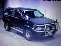 Продам автомобиль на запчасти Nissan Terrano '90- '95г.