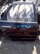 Дверь боковая. Nissan Cefiro, 31