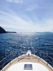 Аренда моторной яхты(катер 55 Футов) без посредников. 25 человек, 22км/ч