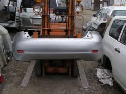 Бампер. Nissan Note, E11 Двигатель HR15DE