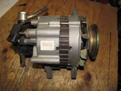 Генератор. Hyundai Grace Двигатель 4D56