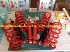 Комплект увеличения клиренса. Mitsubishi Pajero, V73W, V75W, V77W, V78W