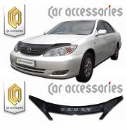 Дефлектор капота. Toyota Camry, ACV30, ACV30L
