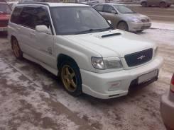 Обвес кузова аэродинамический. Subaru Forester, SF5. Под заказ из Новосибирска