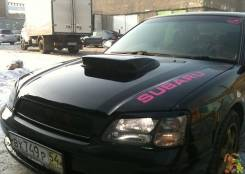 Воздухозаборник. Subaru Legacy B4. Под заказ