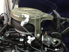 Двигатель лодочного мотора Tohatsu 18 новый без навесного