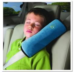 Накладки на ремни безопасности.