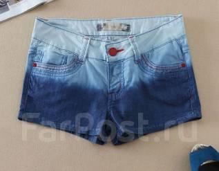 Шорты джинсовые. 46, 48, 50