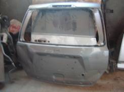 Крышка багажника. Nissan X-Trail, T31