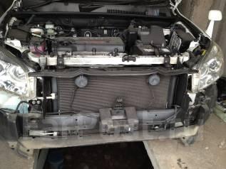 Жесткость бампера. Toyota RAV4, ACA31, ACA36 Двигатель 2AZFE