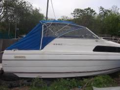 Bayliner. Год: 1992 год, длина 7,00м., двигатель стационарный, 190,00л.с., бензин