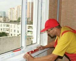 Ремонт, обслуживание, установка пластиковых окон, гарантии качества
