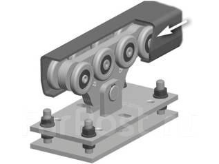 Консольные системы для откатных сдвижных ворот, автоматика.