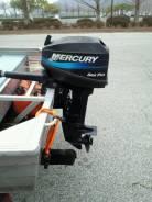 Mercury. 15,00л.с., 2х тактный, бензин, нога S (381 мм), Год: 2001 год