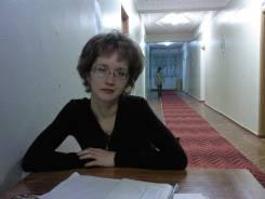 Заместитель директора по учебно-воспитательной работе. Высшее образование, опыт работы 15 лет