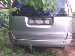 Спойлер на заднее стекло. Toyota Noah Toyota Lite Ace Noah Двигатели: 3SFE, 3S