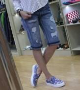 Шорты джинсовые. 42, 46, 48